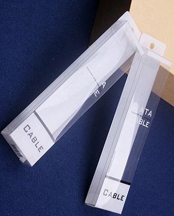 Прозрачные коробки для канцелярии