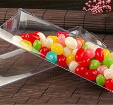 Пластиковая коробка для конфет