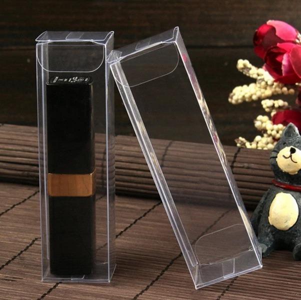Прозрачная коробка для капкейков