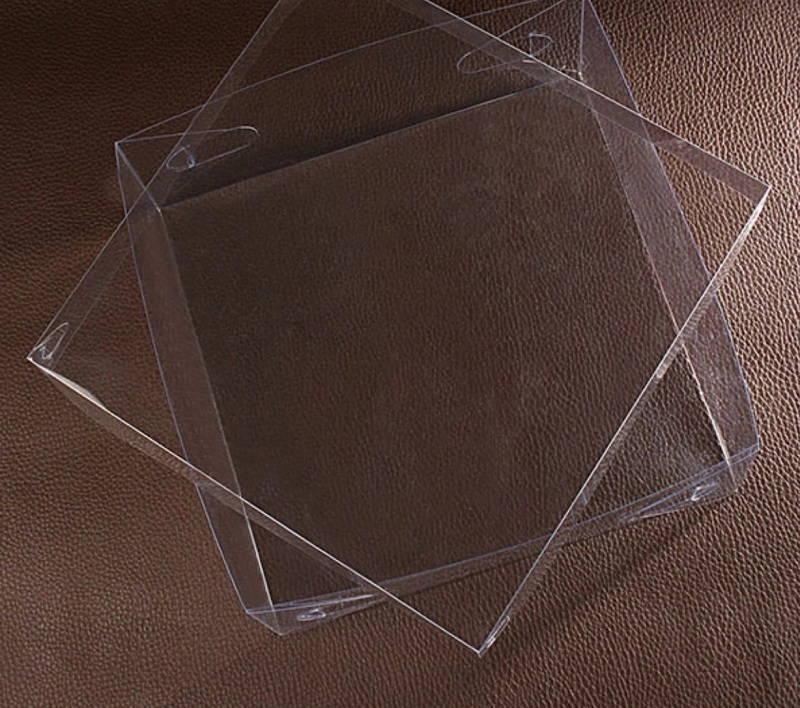 Коробка из пластика крышка-дно